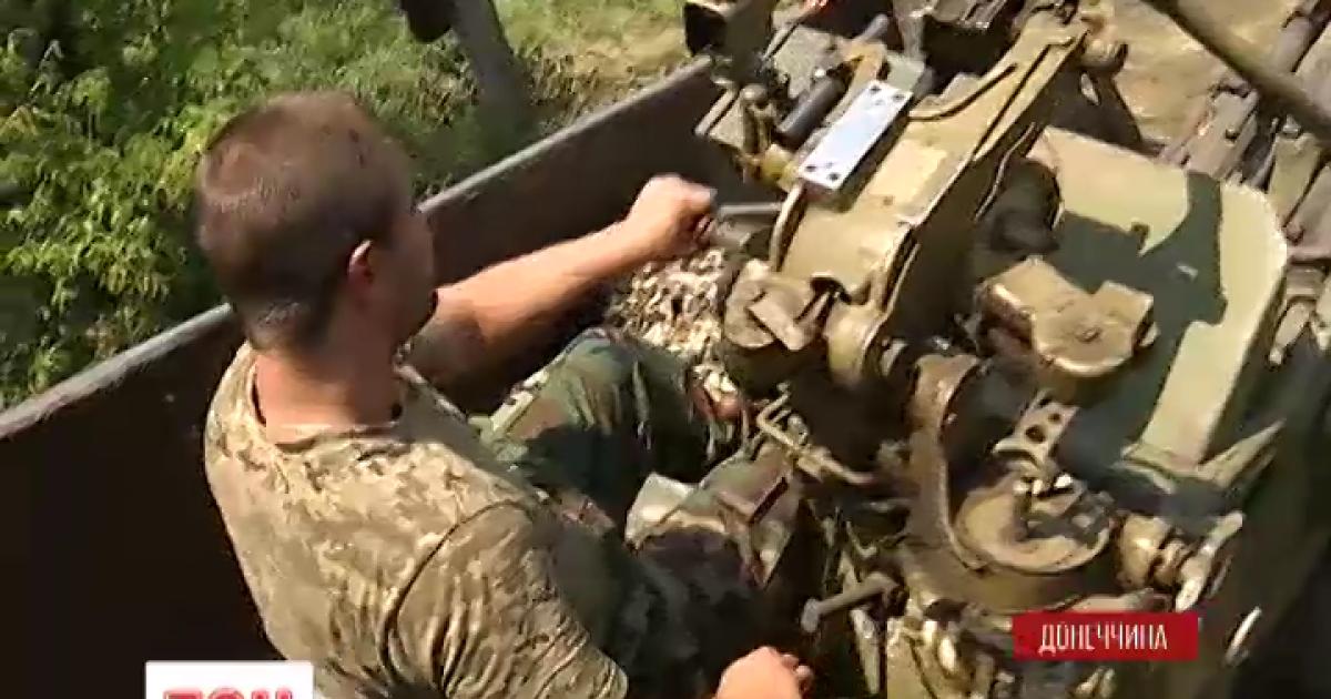Россияне испытывают на Донбассе новейшее оружие – военные