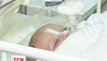 У Дніпропетровську від тяжких травм померла п'ятимісячна дівчинка