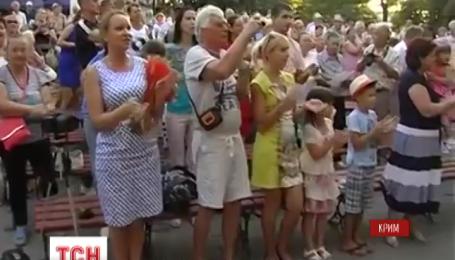 В Youtube выложили реакцию зрителей в Крыму на песню «Верните Сталина»