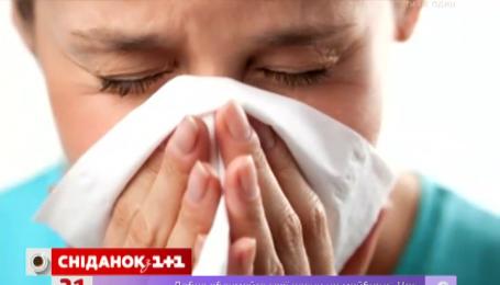В начале осени люди часто болеют