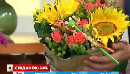 Как выбрать букет цветов до 1 сентября