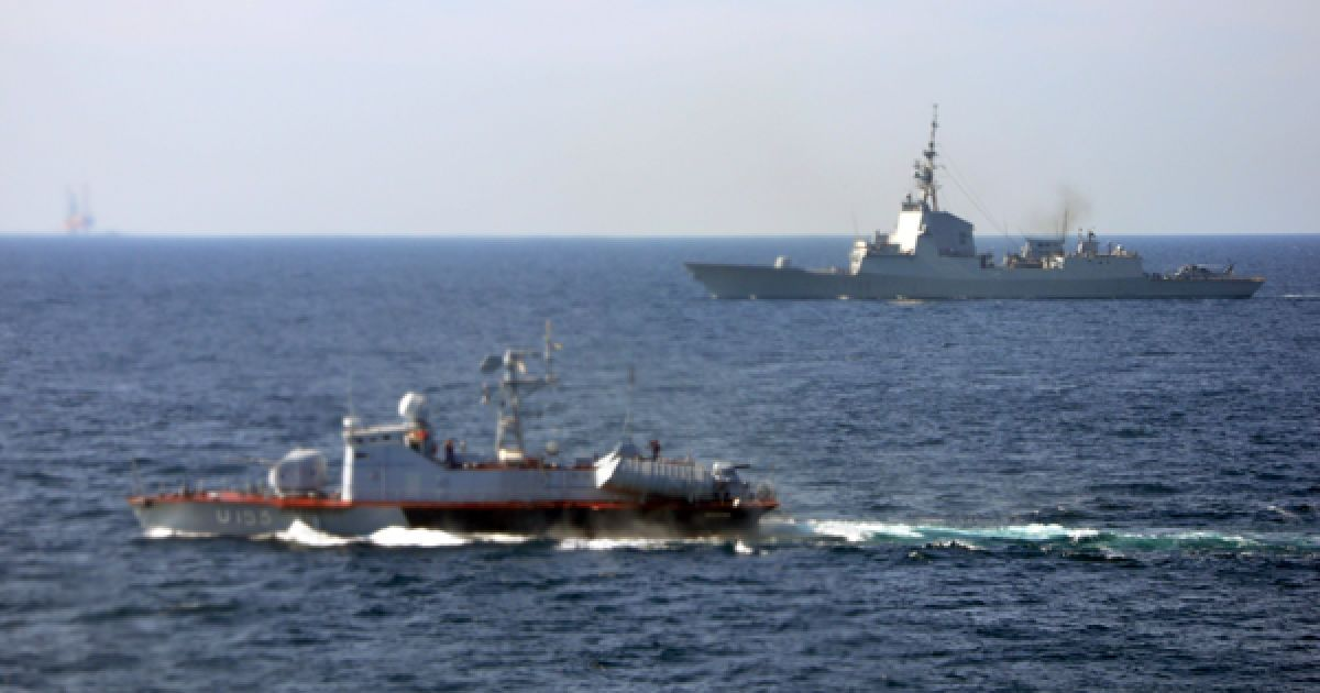 У Чорному морі стартують військово-морські навчання Sea Breeze