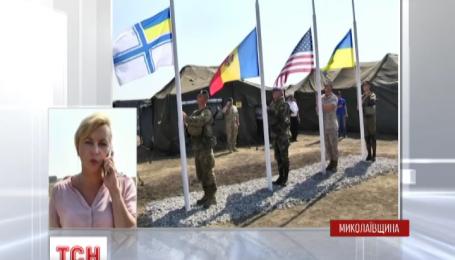 В Україні стартували спільні з США навчання «Сі Бриз-2015»