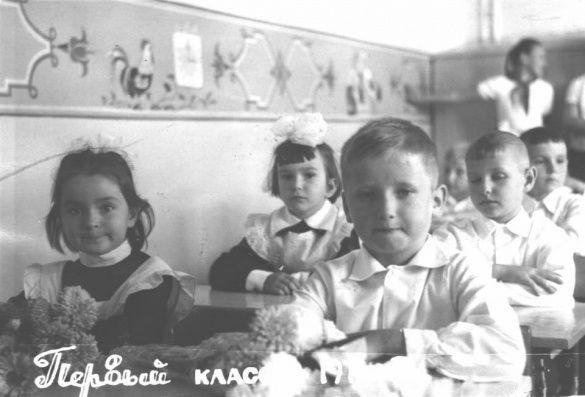 Турчинов у школі