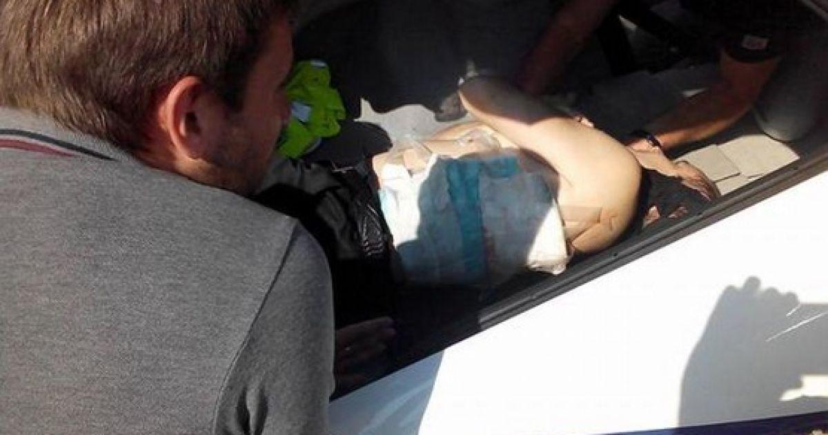 Из-за нехватки карет скорой помощи раненых военных из-под Рады вывозит новая полиция