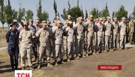 В Украине продолжаются многонациональные военные учения Си-Бриз