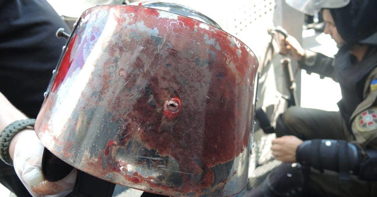 Задержанный под Радой гранатометчик отказывается от своих показаний