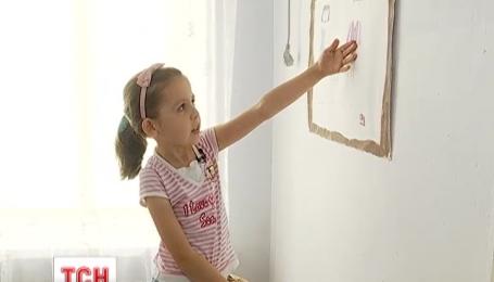 Семилетняя Софийка пойдет в школу с фотографией погибшего отца в пенале