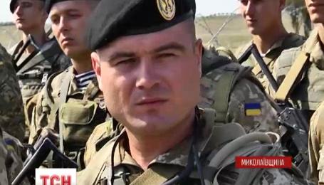 В Украине проходят многонациональные военные учения Си-Бриз