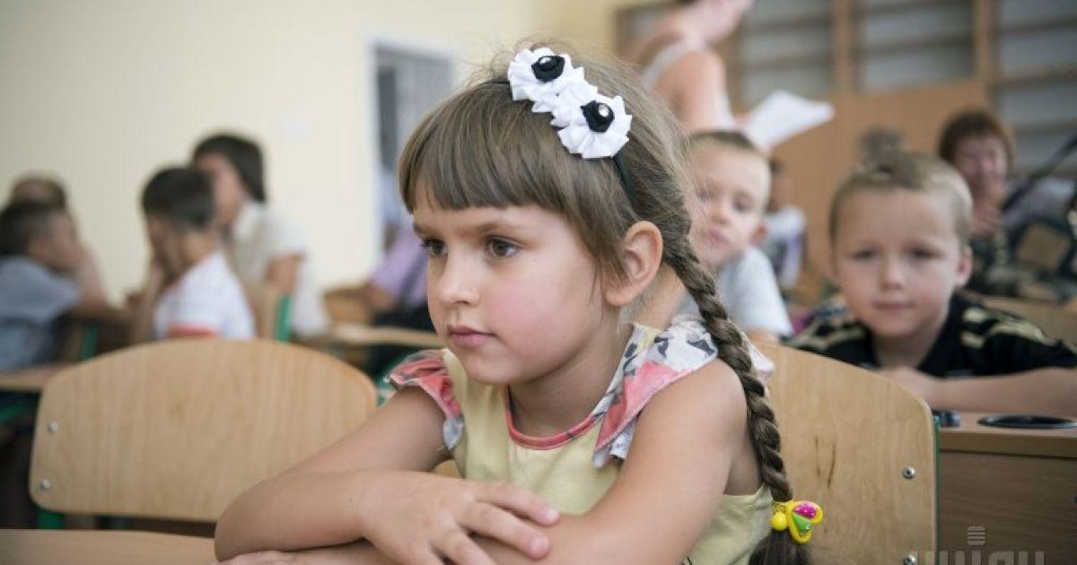 Первый раз в первый класс пойдут 414 тысяч детей. Что ждет образование с 1 сентября