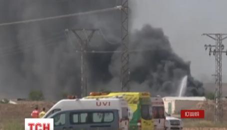 У Іспанії на заводі феєрверків стався вибух, є жертви