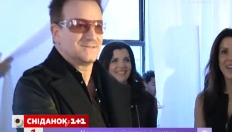 Лідера гурту U2 визнали найбагатшим поп-виконавцем у світі