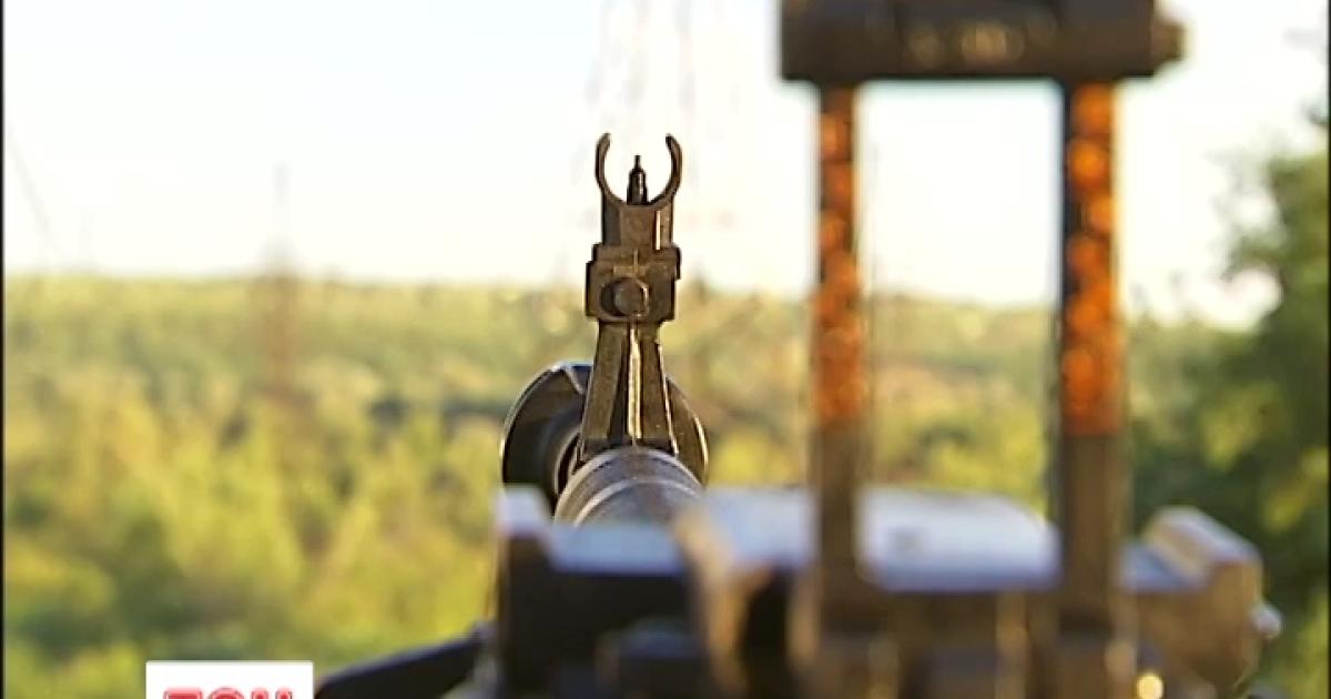В зоне АТО обстреляли мобильную группу по борьбе с контрабандой: есть жертвы