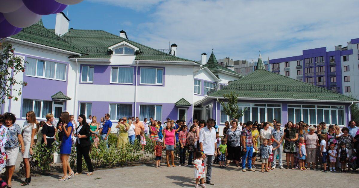 BD Holding построил новый детский сад в Петропавловской Борщаговке