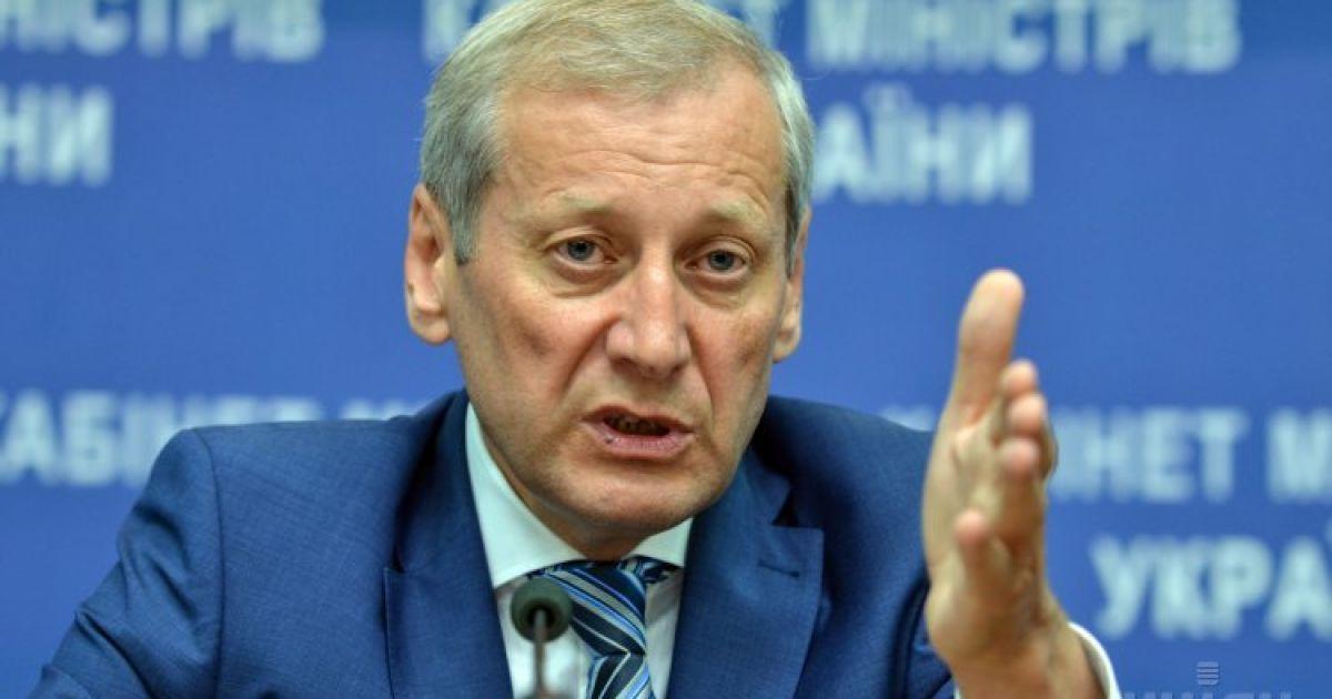 Рада отправила в отставку вице-премьера Вощевского