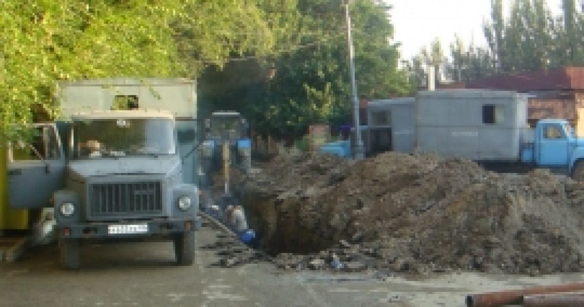 Майже сто тисяч мешканців окупованої Феодосії залишилися без води у кранах
