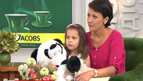 Руслан Сеничкин воплотил в жизнь мечту дочери героя Украины