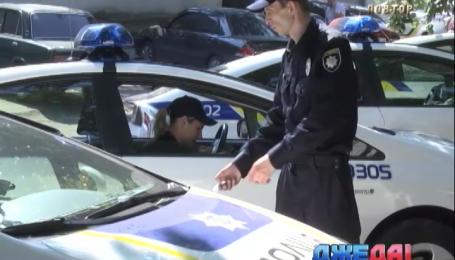 Новая полиция начала работать в Одессе