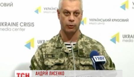 В зоне АТО украинцы понесли первые сентябрьские потери