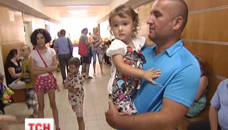 Зафиксирована вспышка полиомиелита в Украине