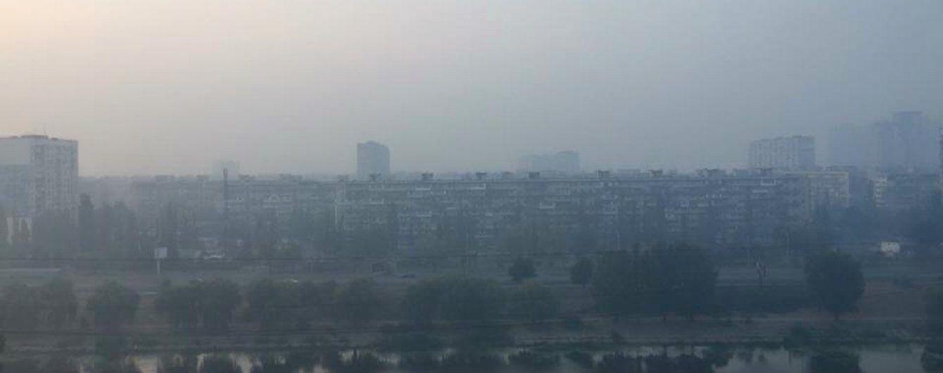 Які райони Києва найбільше потерпають від пожежі в області. Інфографіка