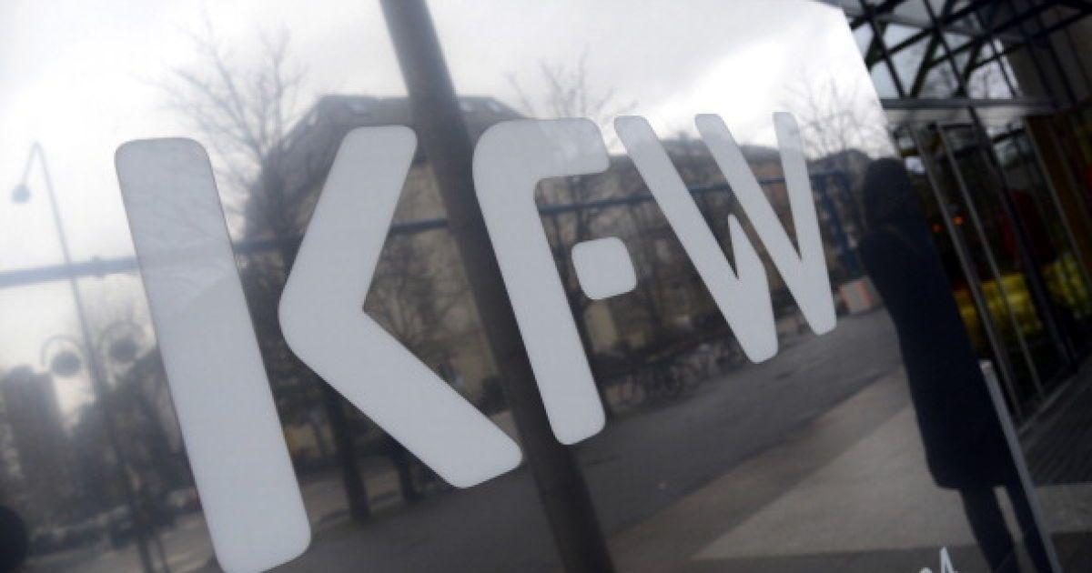 Немецкий банк прокредитует Украину на 200 млн евро