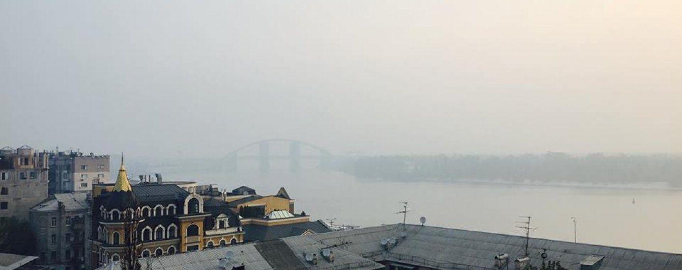В Киеве взлетел уровень загрязненности воздуха: в ГСЧС рассказали, где в столице наихудшая ситуация