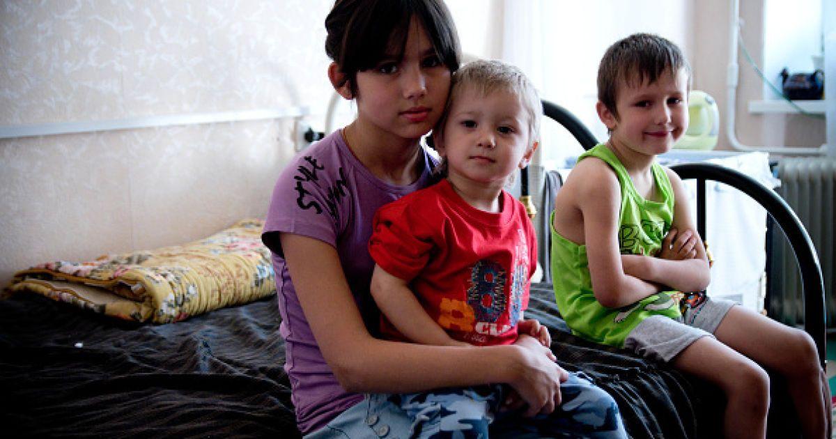 Из-за агрессии РФ в Украине переселенцев больше, чем во время войны в Боснии - Бильдт