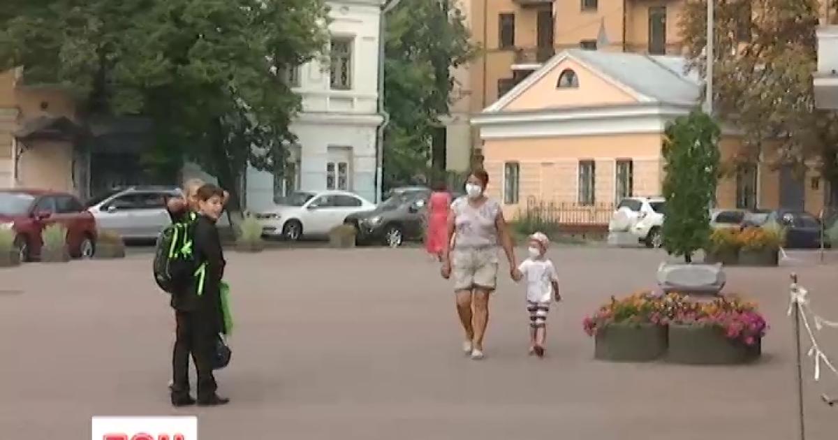 Школы Киева закрыли до понедельника
