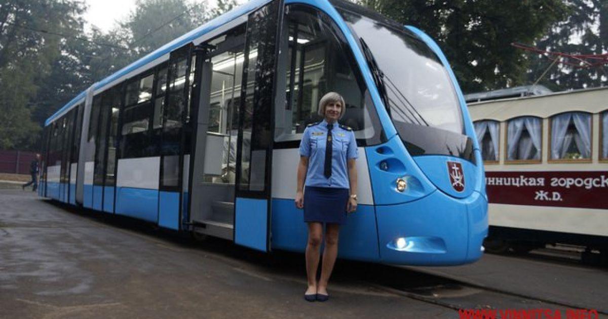 """Трамвай будущего"" в Виннице @ Винница.Info"
