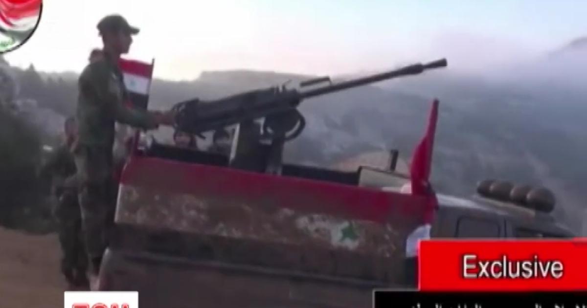 В Сети появился список оружия, которое РФ поставляет в Сирию