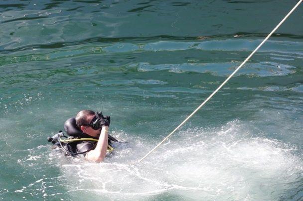 Sea Breeze 2015: Водолази України і США провели спільне тренування