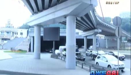 Развязка на Почтовой площади вызвала немало нареканий у экспертов и водителей