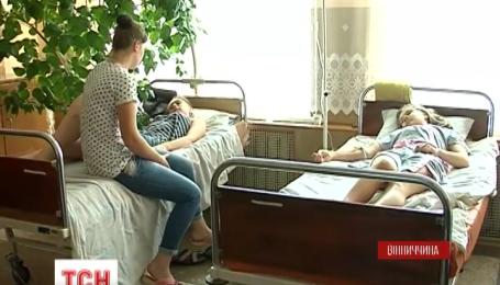 Масове отруєння студентів на Вінниччині могло статися через заражену воду