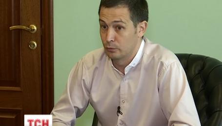 Денис Антонюк звільнений з посади голови Державіаслужби України