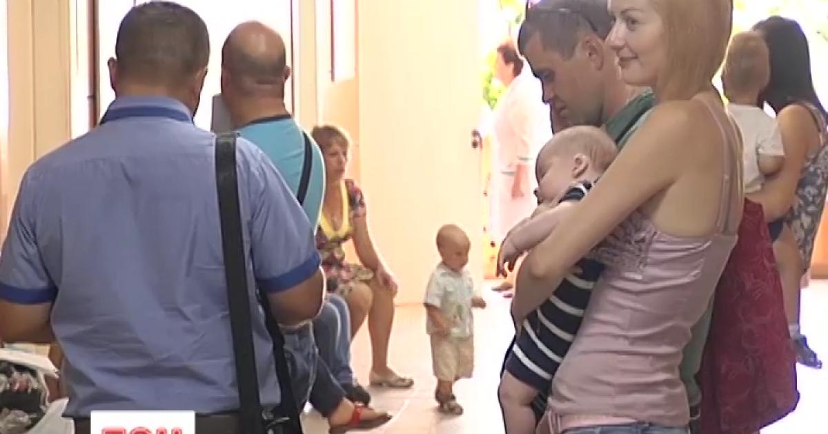 В Украине экстренно начнут делать детям прививки