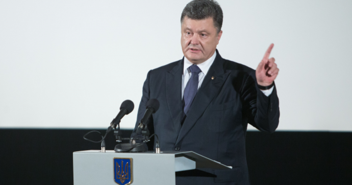 Порошенко заявив про безальтернативність Мінських угод