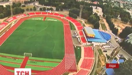 Статус современного центра легкой атлетики в Украине отныне принадлежит Луцке