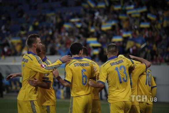 Україна - Білорусь - 3:1_2, збірна України