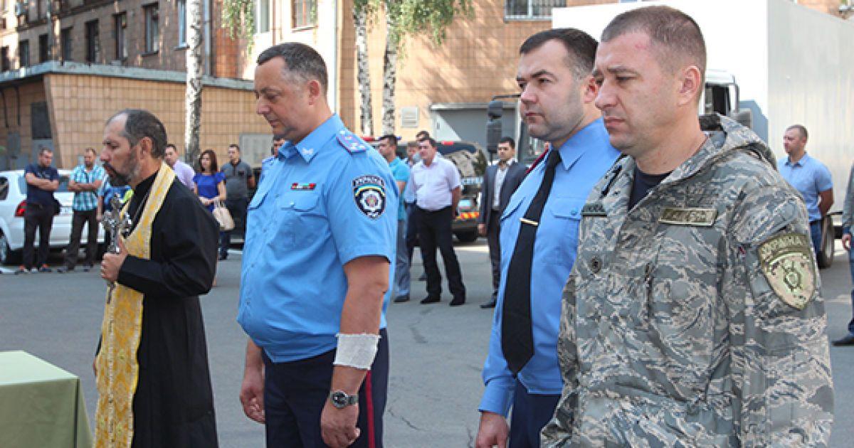 Киевские правоохранители назвали сумму премиальных за службу в прифронтовых городках зоны АТО