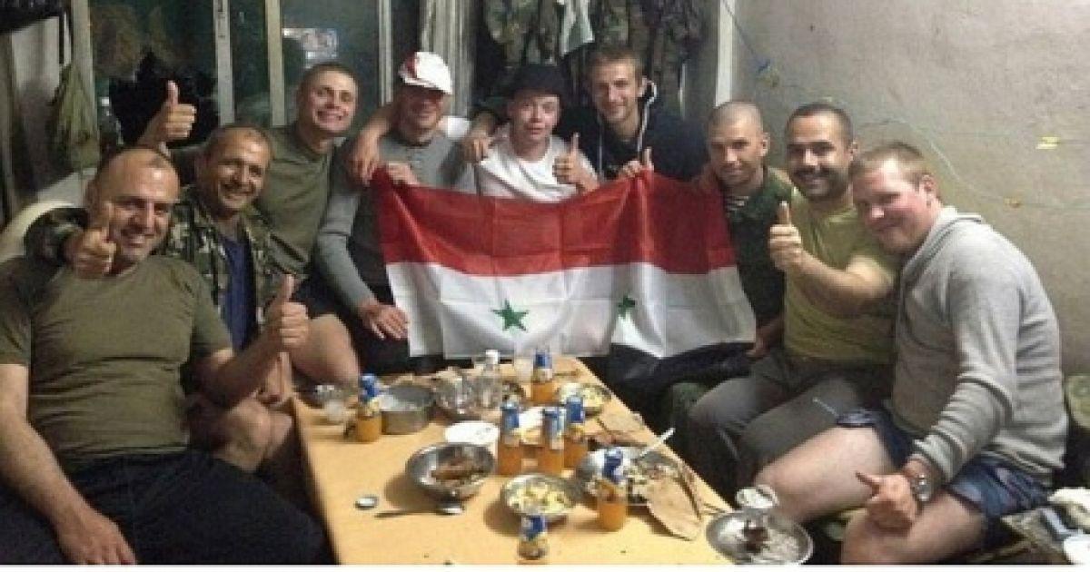 В оккупированный Севастополь доставили тела 26 российских военных из Сирии - Минобороны Украины
