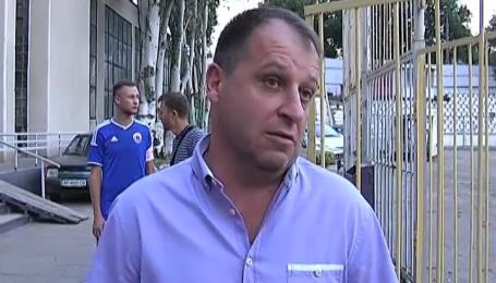 Юрий Вернидуб удивлен, что Каменюку не вызывали в сборную
