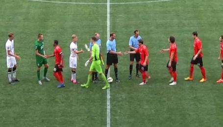 Чорноморець - Габала - 0:2. Команди Романа Григорчука зустрілися в товариському матчі