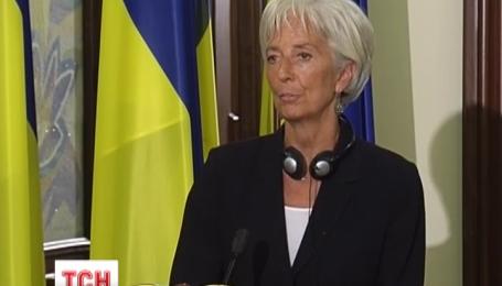 МВФ доволен процессом проведения реформ в Украине