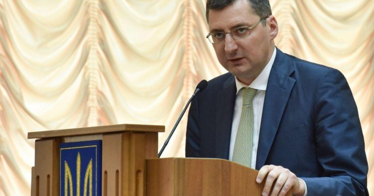 Ликарчука уволили с Госфискальной службы
