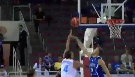 Евробаскет-2015. Самые яркие моменты баскетбольного поединка Украина - Эстония - 71:78