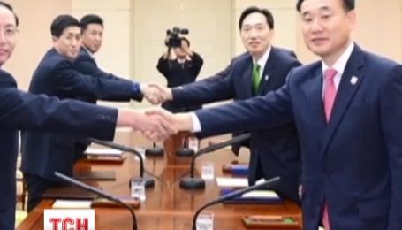 КНДР и Южная Корея договорились о проведении встреч разделенных войной семей