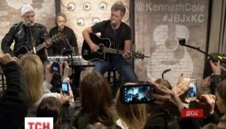 В Китае отменили концерты известной рок-группы Bon Jovi из-за видео о Далай-ламе