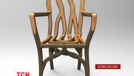 Британский дизайнер предлагает всем желающим вырастить мебель