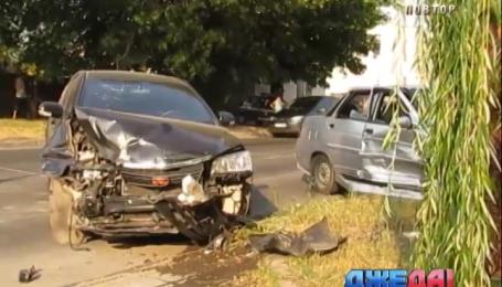 В Мариуполе произошла жуткая ДТП